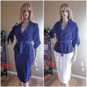 """""""Body By Victoria"""" 3-piece suit"""